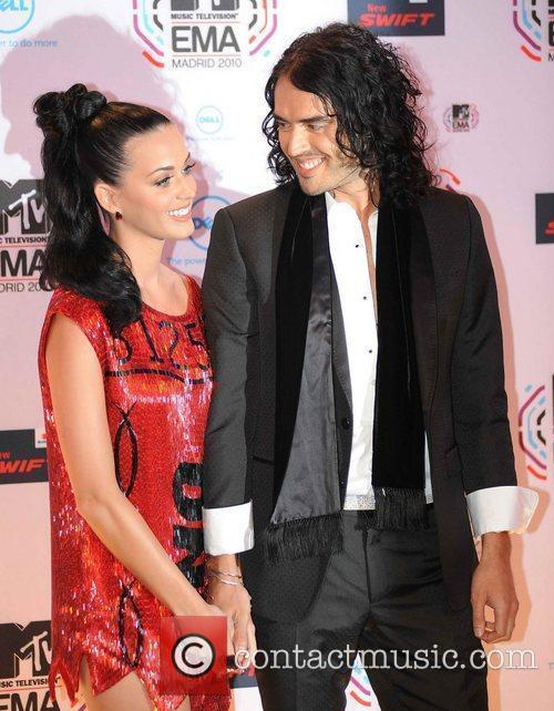 Katy Perry, MTV and Russell Brand 4