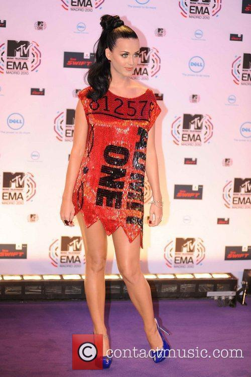 Katy Perry and MTV 4