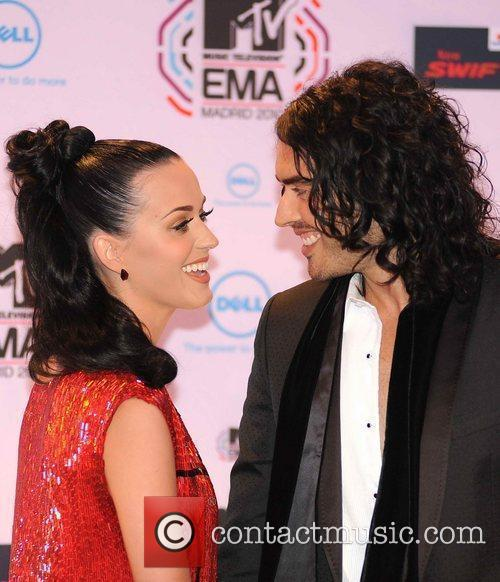 Katy Perry, MTV and Russell Brand 3