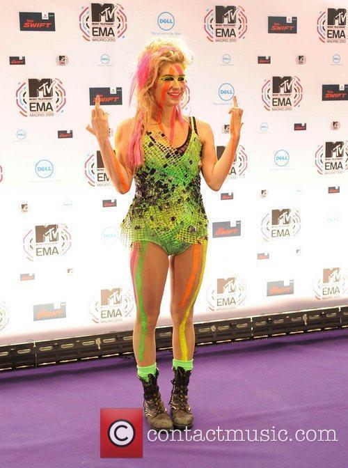 Kesha and Mtv 6
