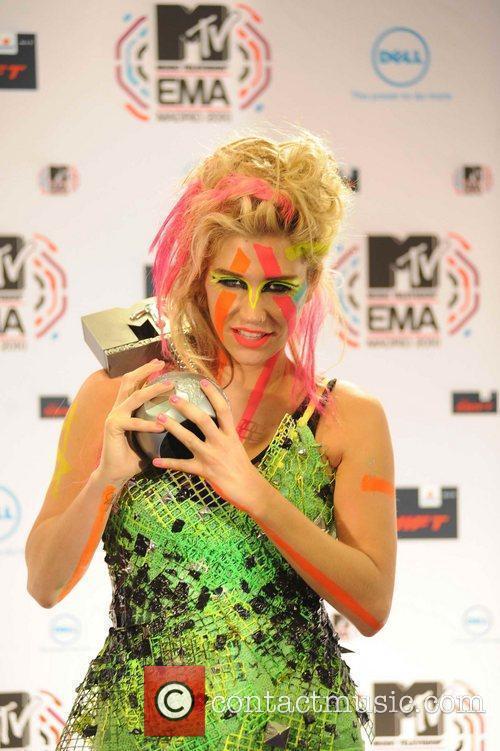 Kesha and Mtv 5