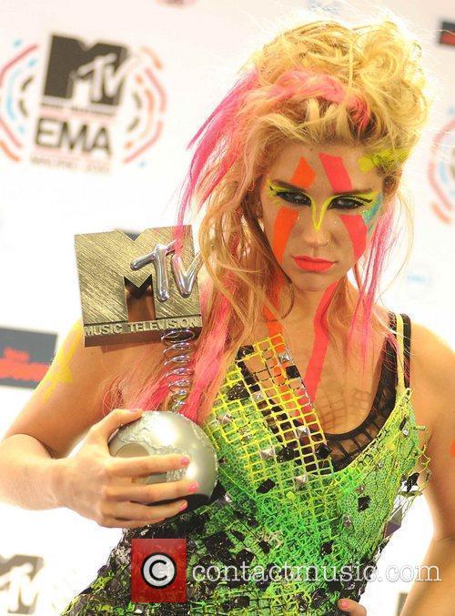 Kesha and Mtv 4