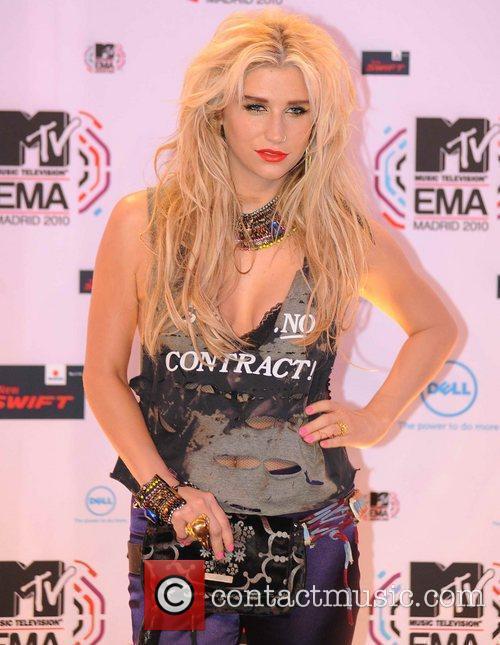 Kesha and Mtv 1