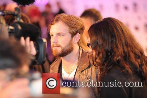 King's of Leon MTV Europe Music Awards 2010...