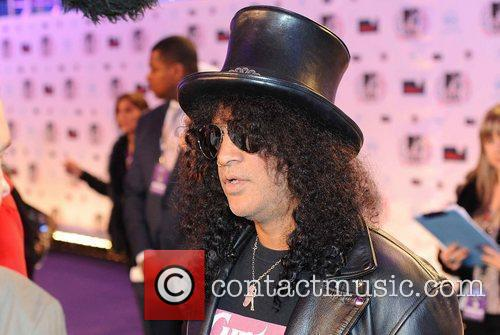 Slash and Mtv 8
