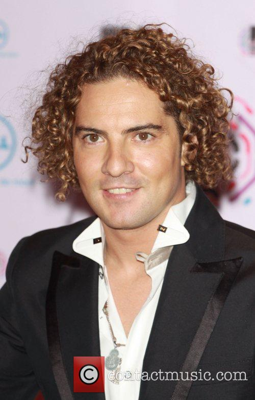 David Bisbal and Mtv 2