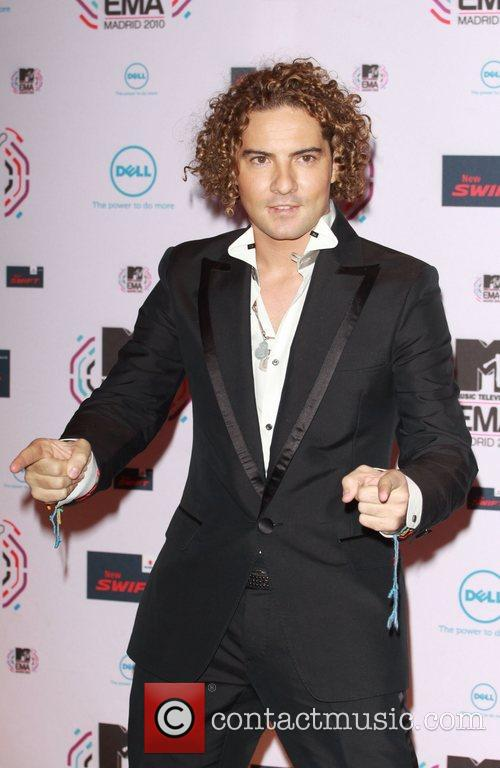 David Bisbal and Mtv 1