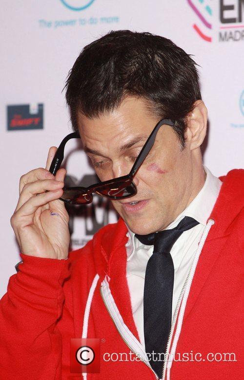 Johnny Knoxville MTV Europe Music Awards 2010 at...