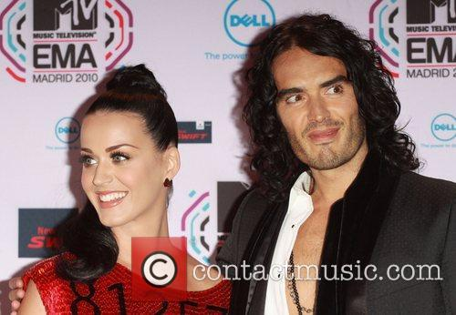 Katy Perry, MTV and Russell Brand 1