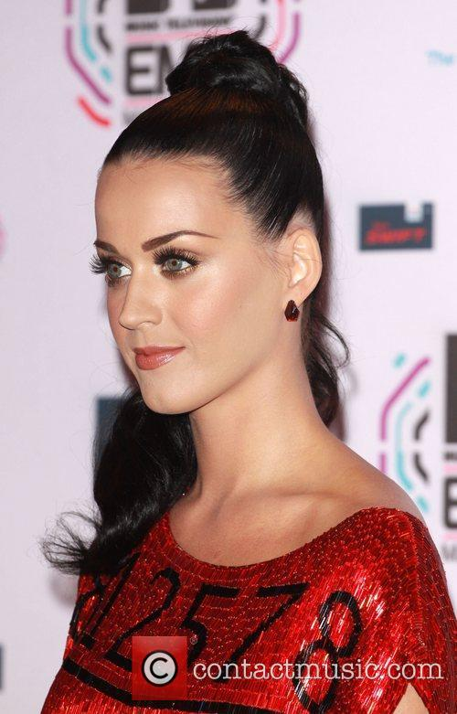 Katy Perry, MTV, MTV European Music Awards