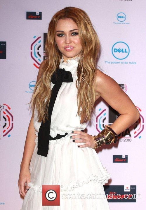 Miley Cyrus and MTV 10