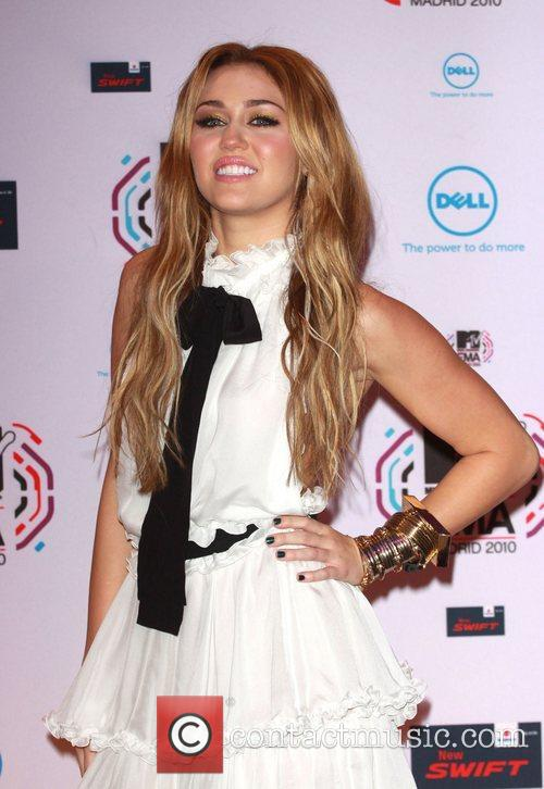 Miley Cyrus and MTV 12
