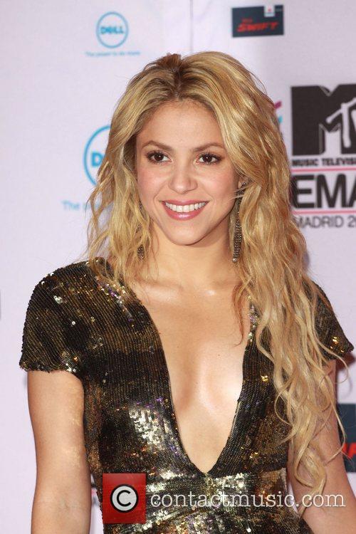 Shakira and Mtv 5