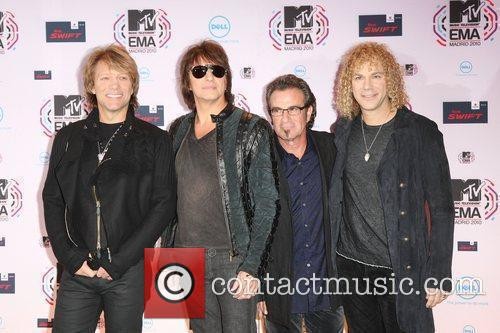 Bon Jovi, Mtv and Mtv european music awards 1
