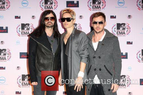 Guests, Mtv and Mtv european music awards 1