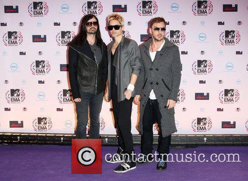 Guests  MTV Europe Music Awards 2010 at...
