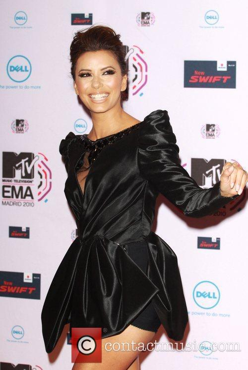 Eva Longoria and Mtv 7