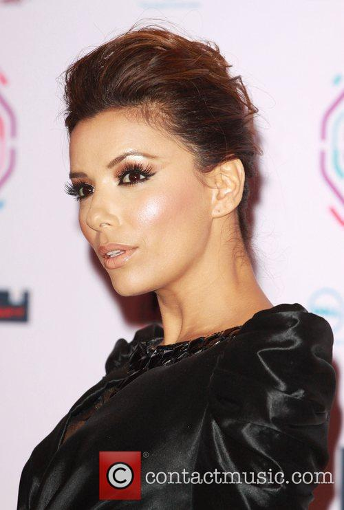 Eva Longoria and Mtv 8