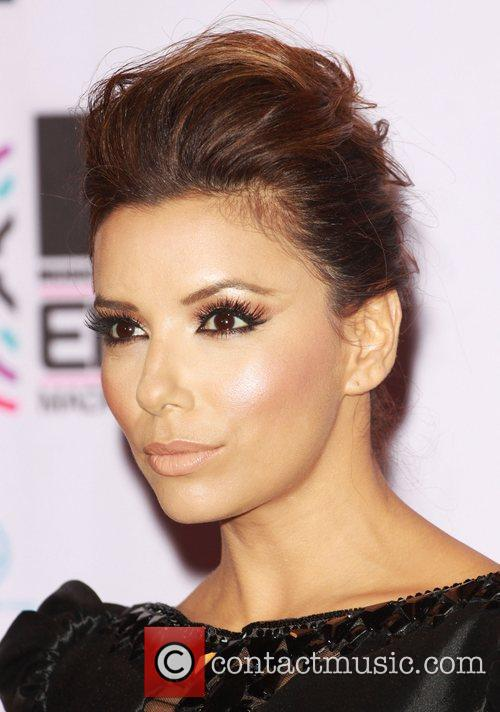 Eva Longoria and Mtv 10