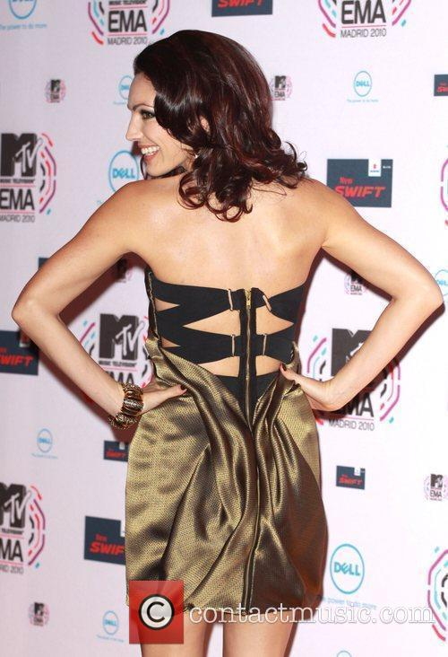 Kelly Brook and Mtv 7