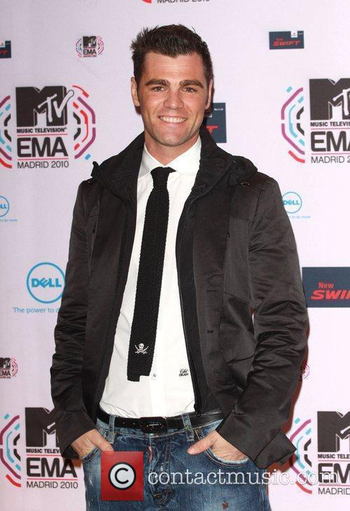 Fonsi Nieto MTV Europe Music Awards 2010 at...