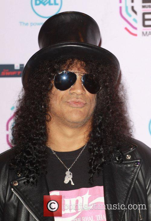 Slash and Mtv 3