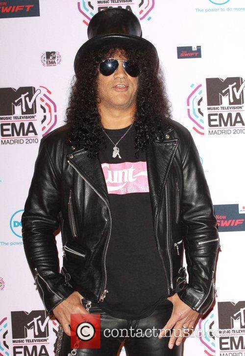 Slash and Mtv 5