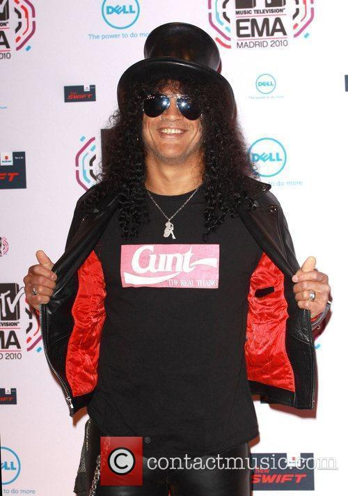 Slash and Mtv 4