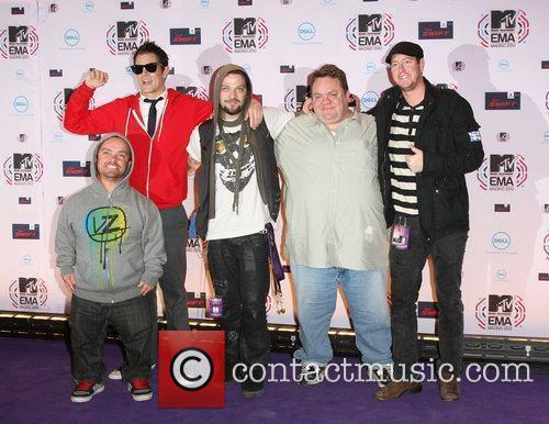 Jason Acuna, Bam Margera, Jackass, Johnny Knoxville, Mtv and Preston Lacy 4