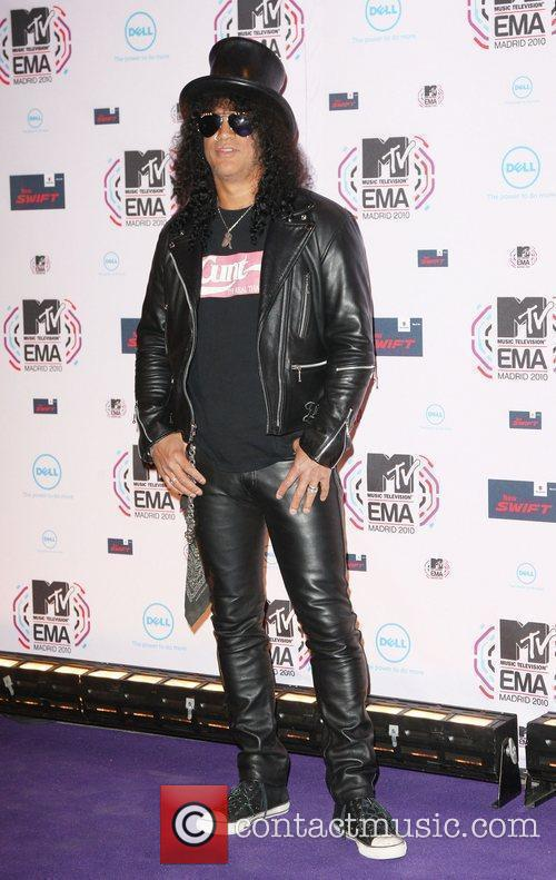 Slash and Mtv 1