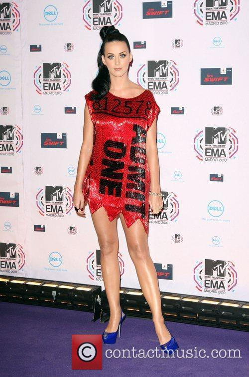 Katy Perry, Mtv and Mtv european music awards 7