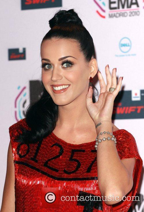 Katy Perry, Mtv and Mtv european music awards 6