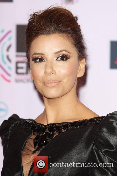 Eva Longoria, Mtv and Mtv european music awards 4