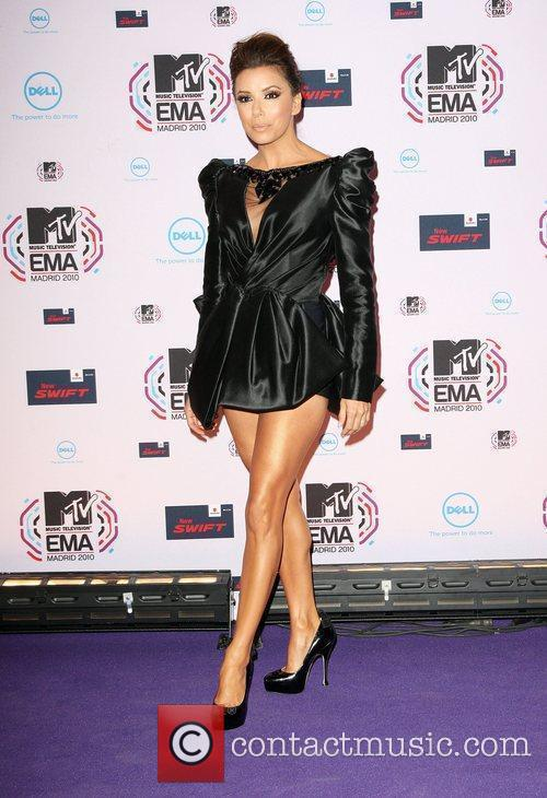 Eva Longoria, Mtv and Mtv european music awards 5