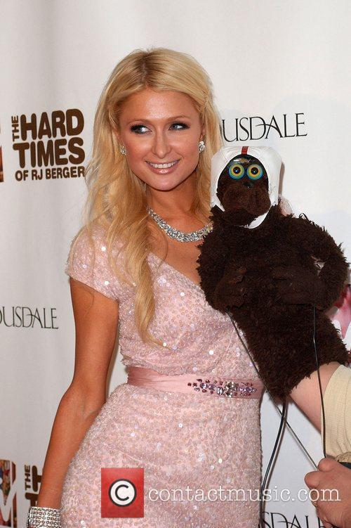 Paris Hilton and Mtv 8