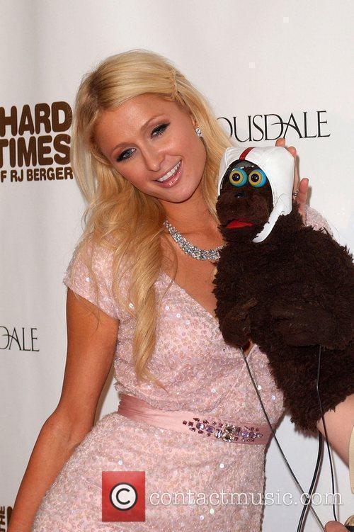 Paris Hilton and MTV 2