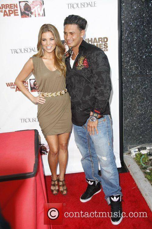 Amber Lancaster and Mtv 5