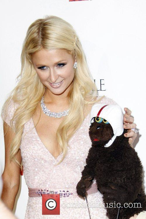 Paris Hilton and MTV 7