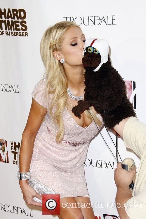 Paris Hilton and MTV 6
