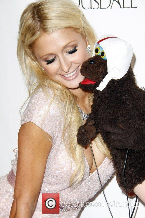 Paris Hilton and Mtv 10