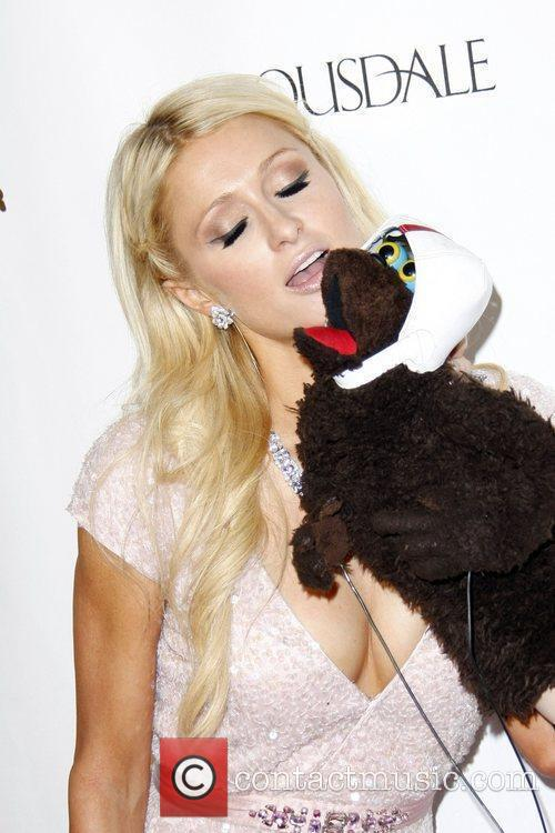 Paris Hilton and MTV 5