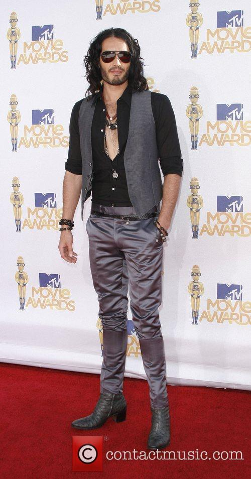 Russell Brand and Mtv 5