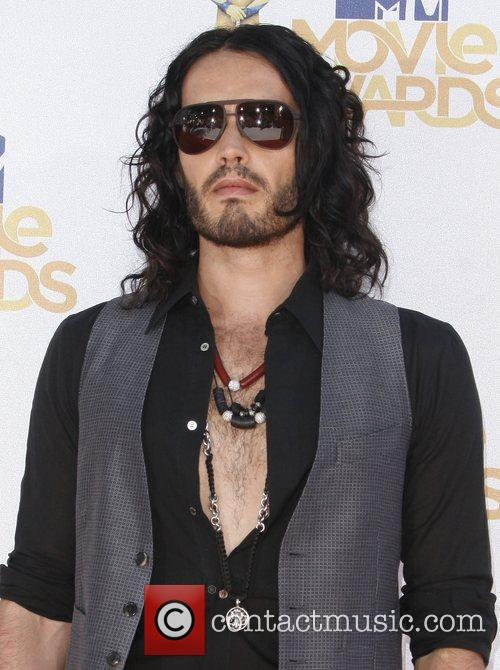 Russell Brand and Mtv 4