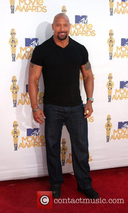 Dwayne Johnson and Mtv 2