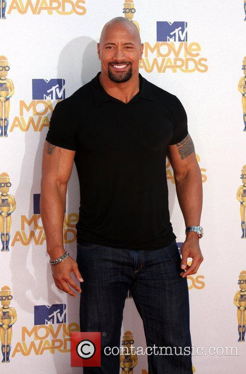Dwayne Johnson and Mtv 1