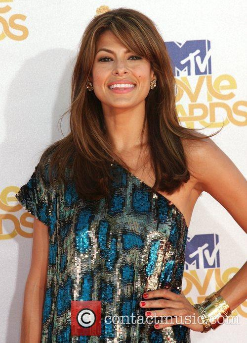 Eva Mendes and MTV 5
