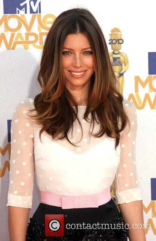 Jessica Biel, MTV, Mtv Movie Awards