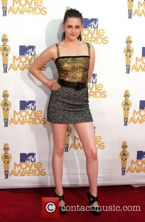 Kristen Stewart and Mtv 5