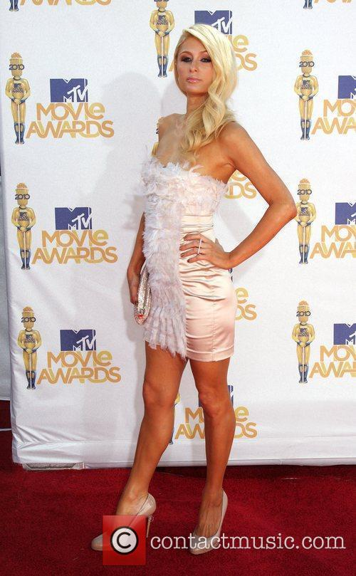 Paris Hilton and Mtv 3