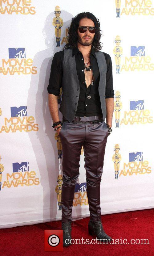 Russell Brand, MTV, Mtv Movie Awards